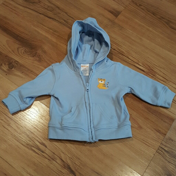 Gymboree Other - Gymboree Light Blue Jacket